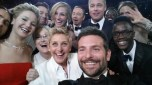 Lupita's Brother Scored The Biggest Win Of The Night In Ellen's Star-Studded Selfie [PHOTO]