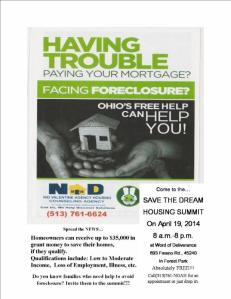 Save The Dream Housing Summit