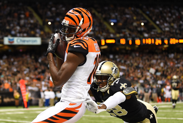 Cincinnati Bengals v New Orleans Saints