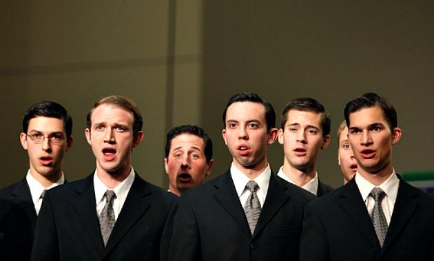 White Men Singing