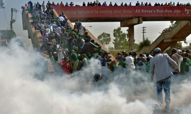 Kenyan School Attack