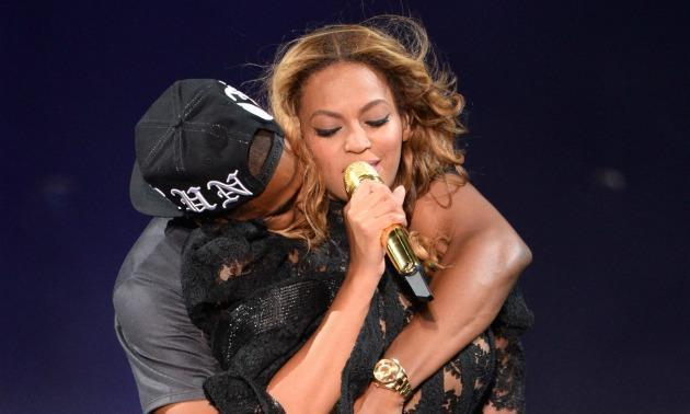 Jay Z & Beyonce