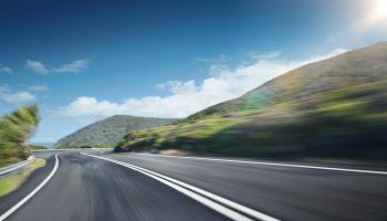 Motion Ocean Road