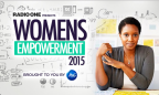 Women's Empowerment 2015 Announced! SAVE THE DATE!