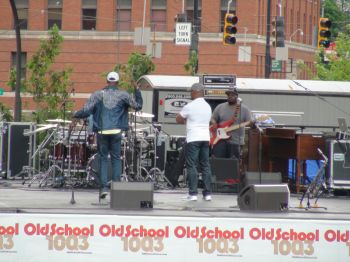 Jammin In The Park Performance Photos