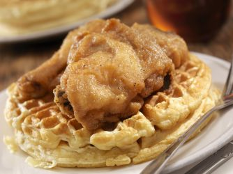 Fried Chicken and Waffles