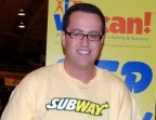 15 Years For Former Subway Spokesperson Jared Fogle