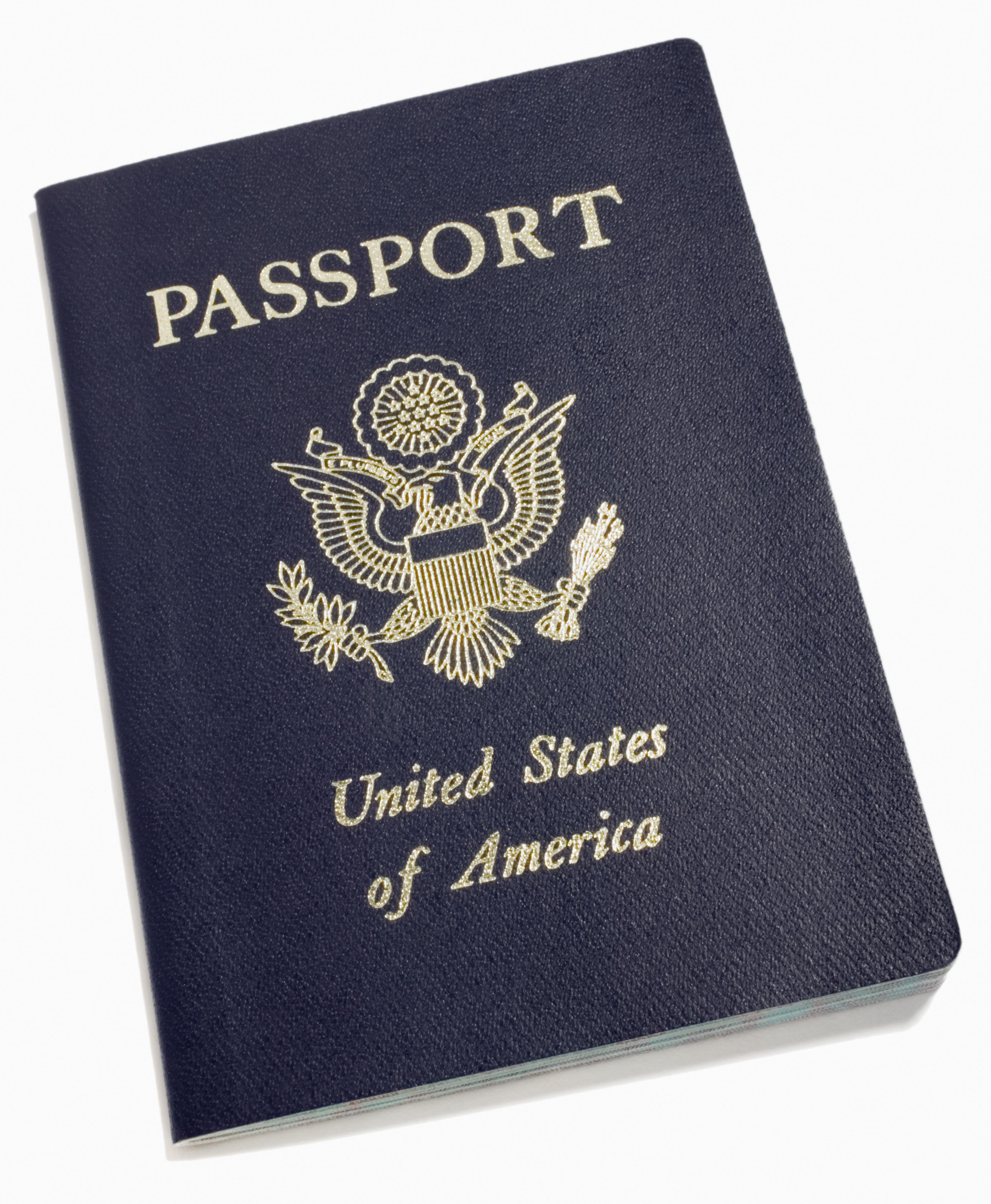 Passport from the United States of America