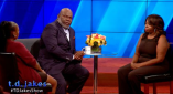 Angie Stone And Daughter Diamond Try To Work Out Issues On T.D. Jakes' New Show [VIDEO]