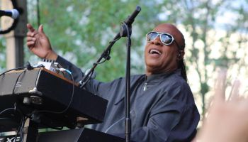 Stevie Wonder Live In Philadelphia