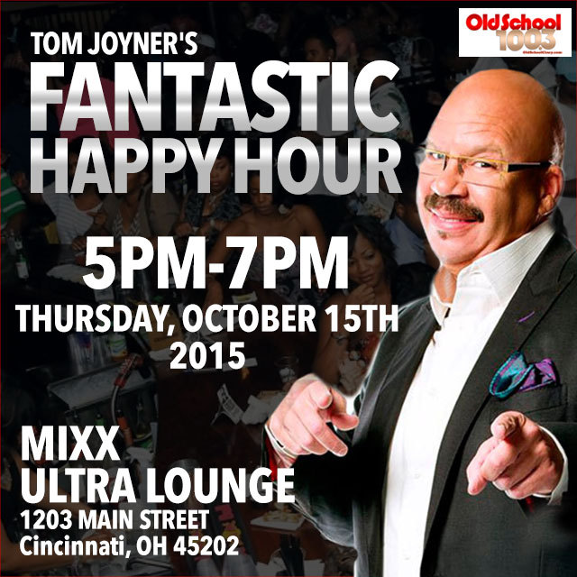 Tom Joyner's Fantastic Happy Hour