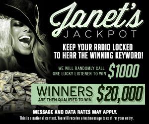 Janet's jackpot image