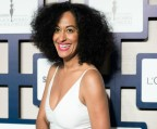 Family Talent Night: Tracee Ellis Ross Takes The Stage With Her Mom Diana Ross