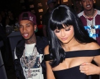 It Ain't Over? Kylie Jenner Possibly Cuddles Up To Tyga Amid Breakup Rumors