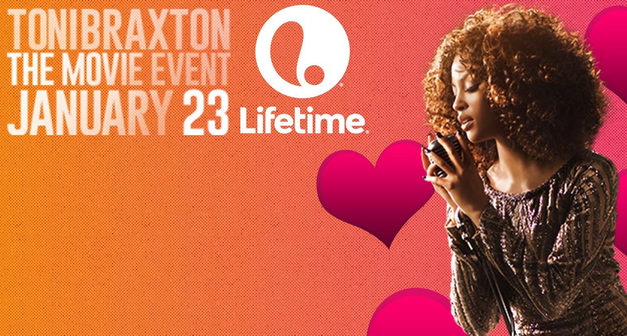 Lifetime Toni Braxton