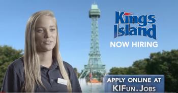 Kings Island hiring