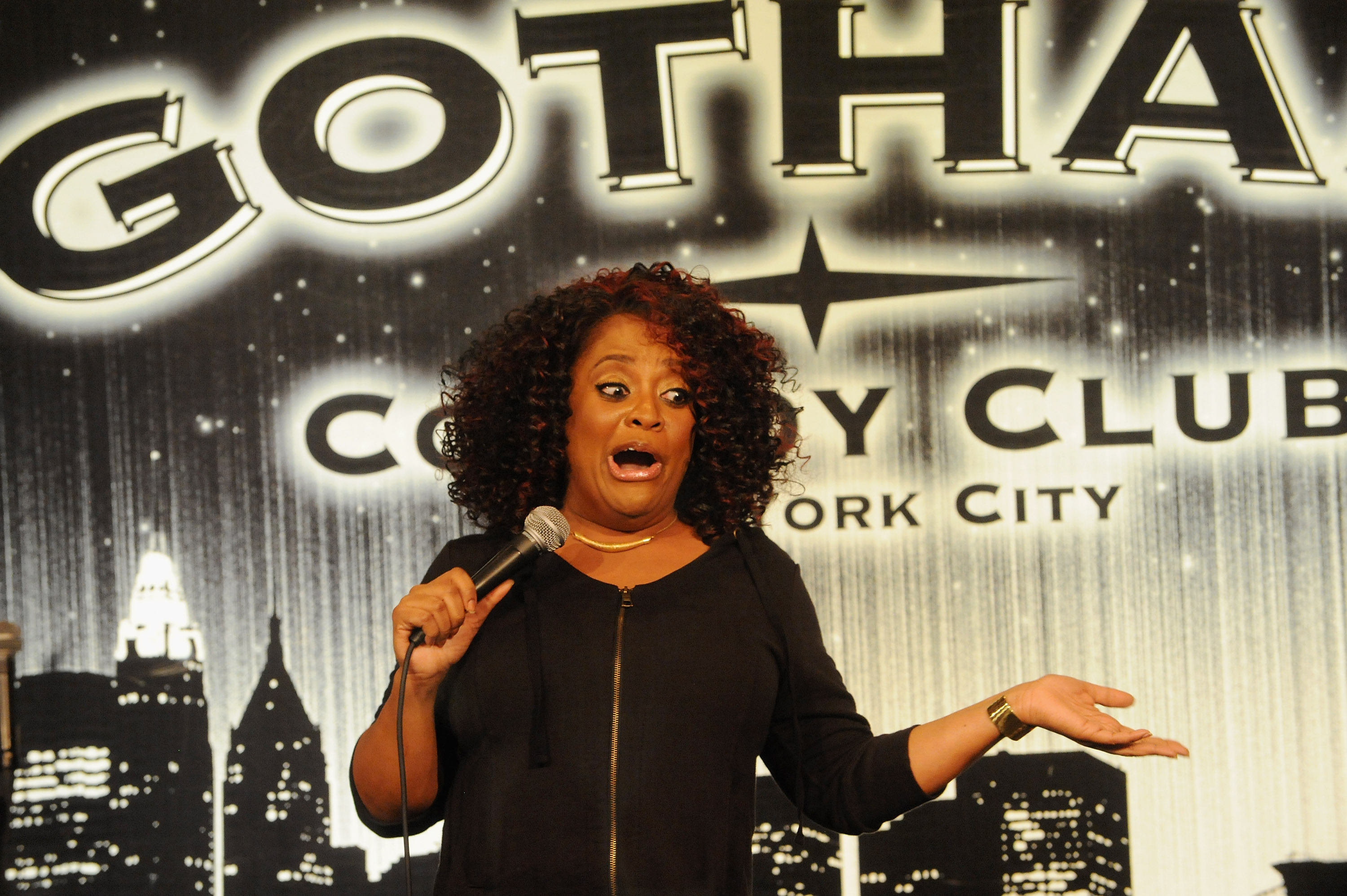 Sherri Shepherd Performs