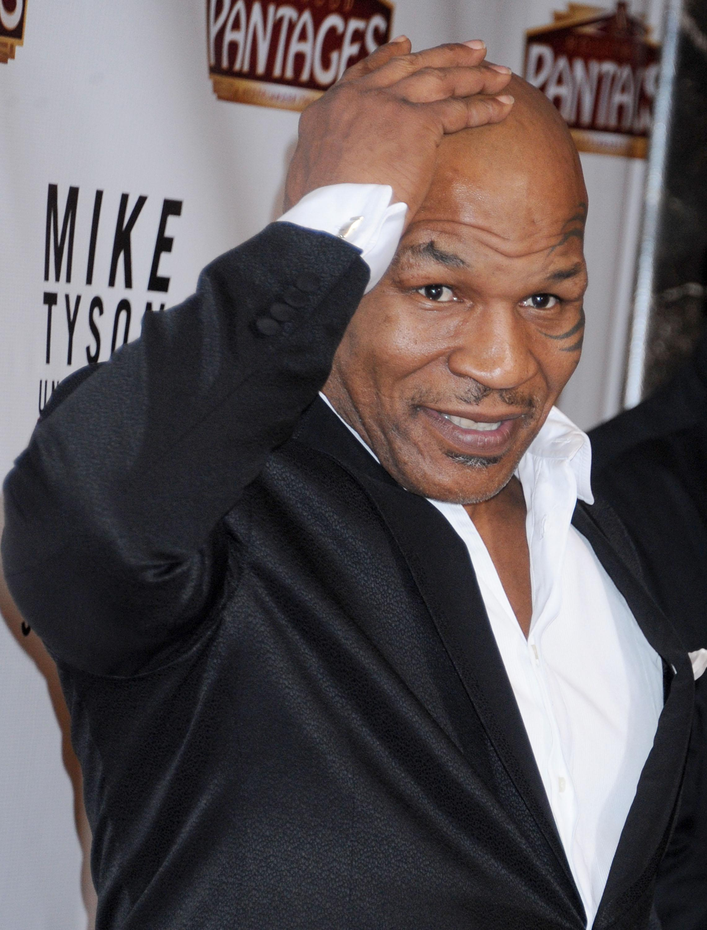 'Mike Tyson - Undisputed Truth' - Los Angeles Opening Night