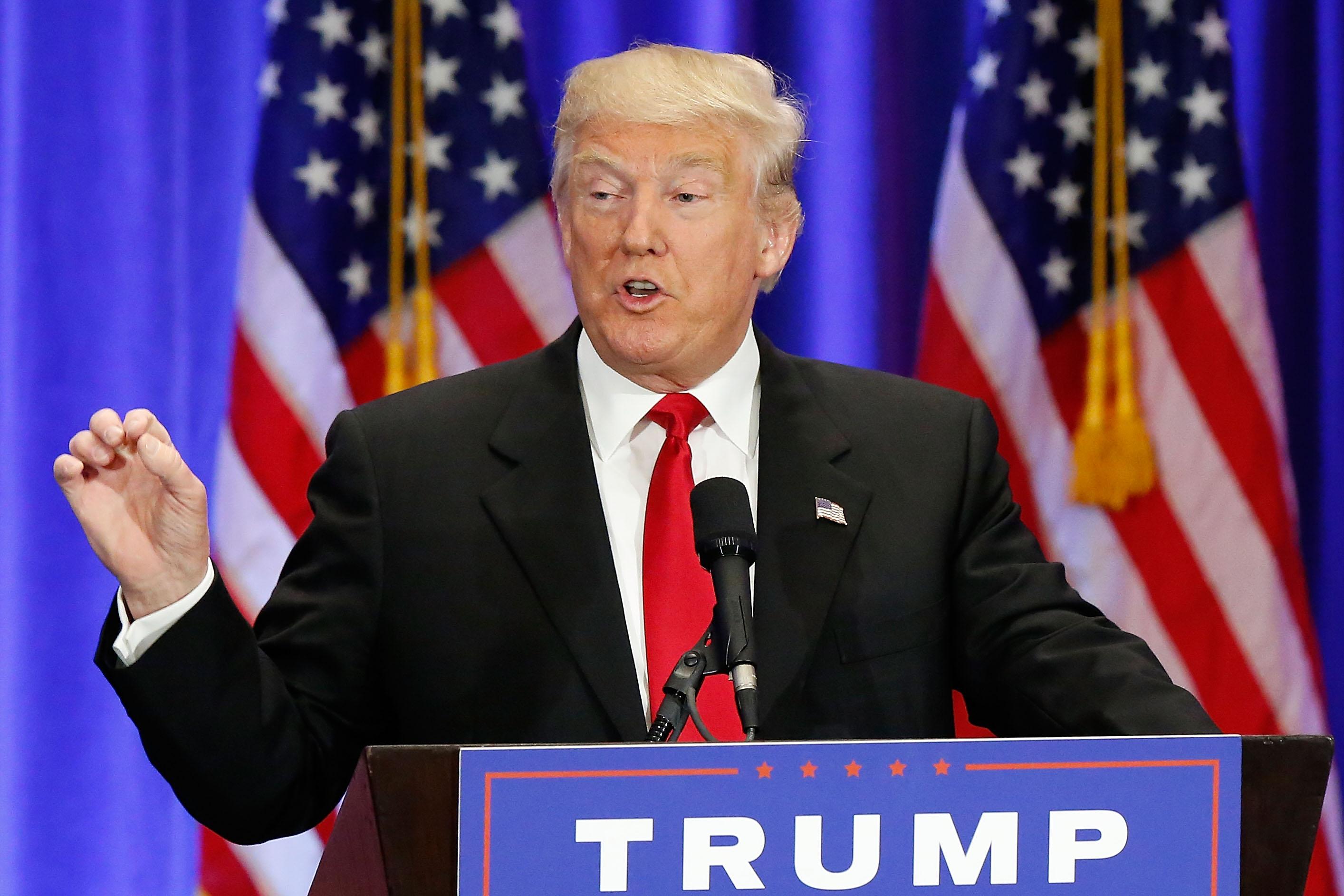 Donald Trump Speech - June 22, 2016
