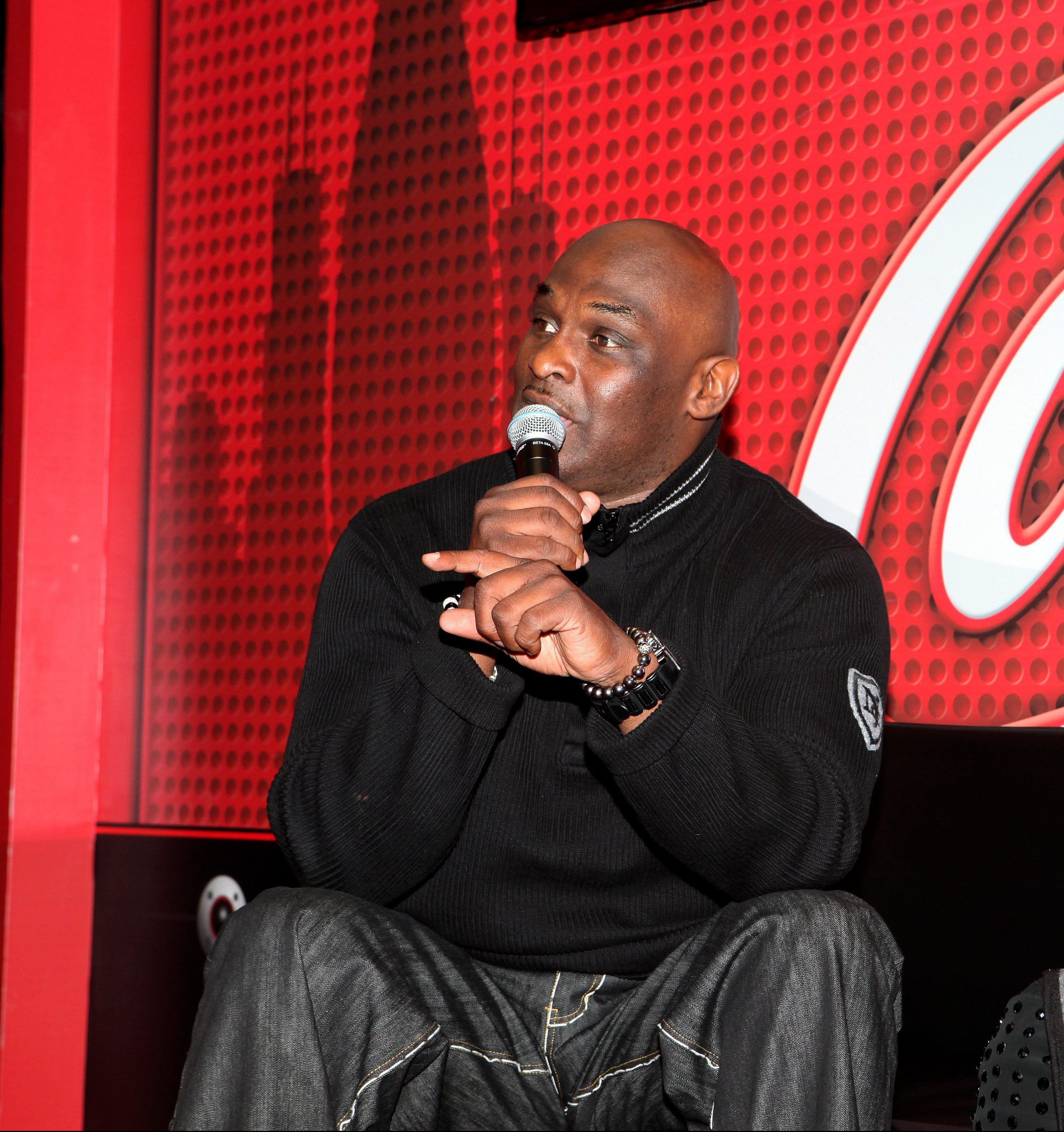 Tommy Ford and Terisa Griffin Promotional Visit To Chicago