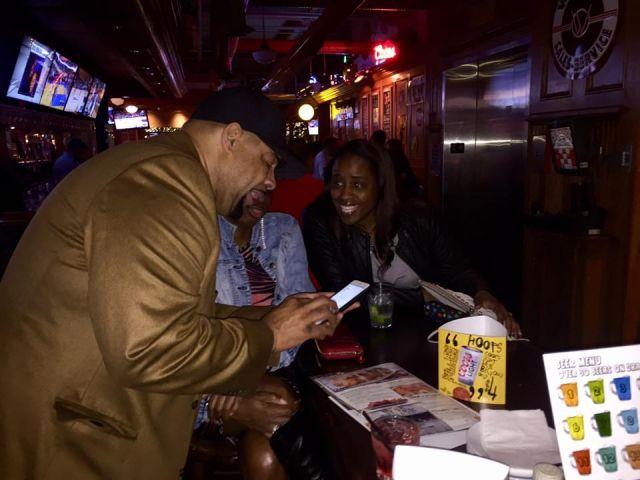 Russ Parr Visit to Cincinnati