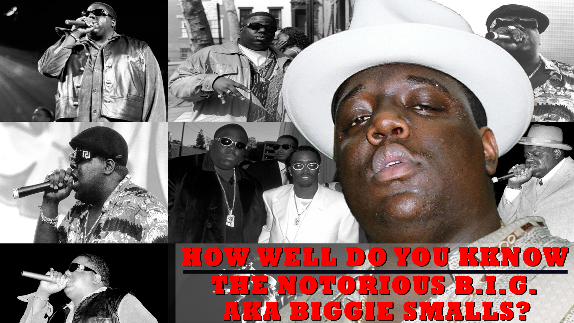 How Well Do You Know The Notorious B.I.G. Quiz