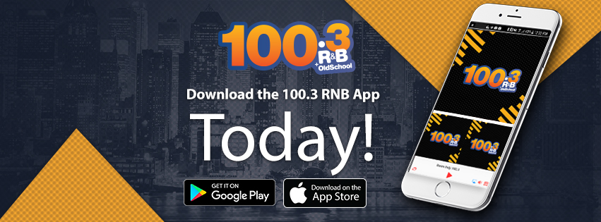 RNB 100.3 Mobile App