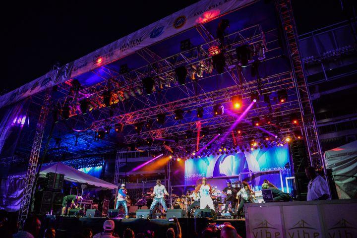 Cincinnati Music Festival Day Two