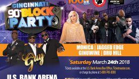90s Black Party Tour