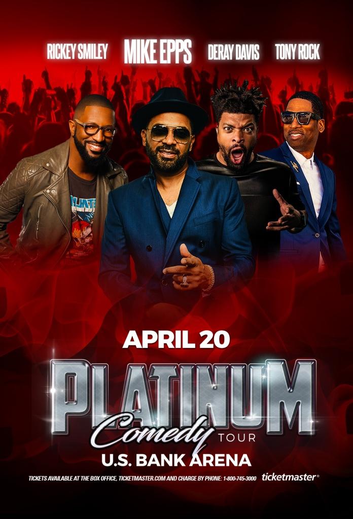 The Platinum Comedy Tour