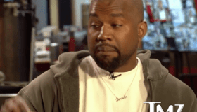Kanye West on TMZ