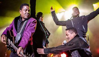 The Jacksons UNITY Tour - Los Angeles, CA
