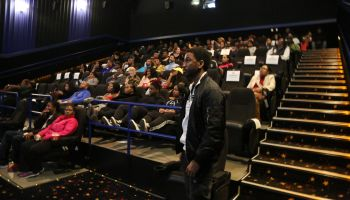 93.9 WKYS/Black Panther Screening