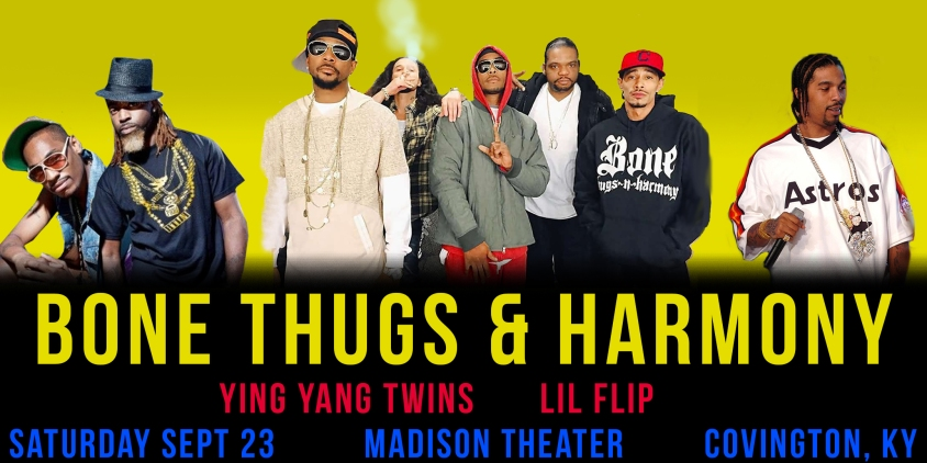 The Turnt Up Tour