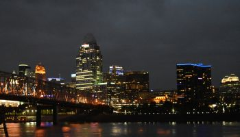 Cincinnati Skyline Downtown