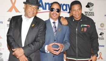 The Jacksons Visit Japan
