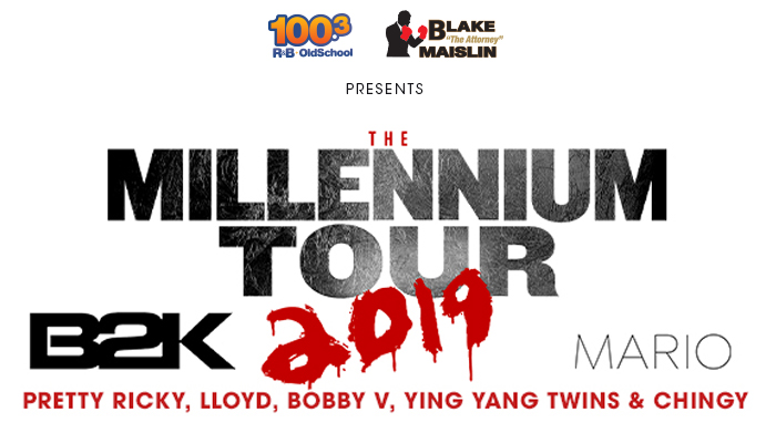 millennium tour cincinnati