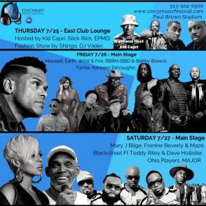 Cincinnati Music Festival 2019