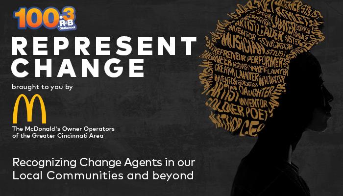 Black History Month Cincinnati Represent Change