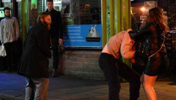 Filming for 'Dukes Govern' in Dublin