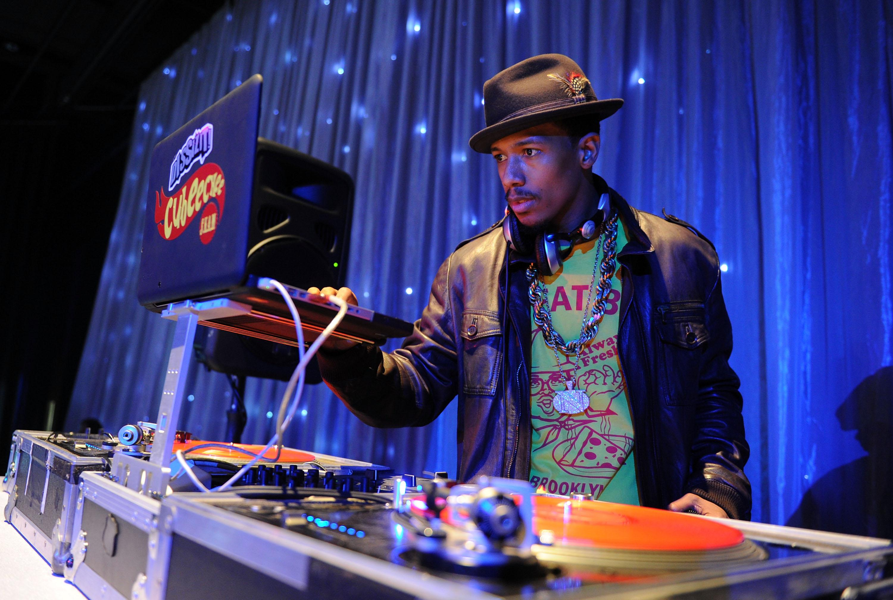 Nick Cannon's 30th Birthday Bash At Universal Studios Hollywood - Inside