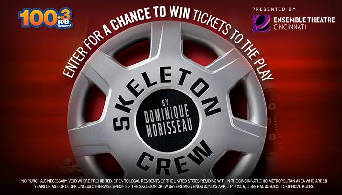 Local: The Ensemble Theatre Presenting The Skeleton Crew_RD Cincinnati WOSL_April 2019