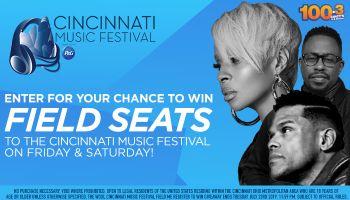 Cincinnati Music Festival Giveaway_RD Cincinnati WOSL_July 2019