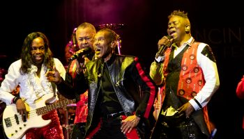 Earth Wind and Fire at the 2019 Cincinnati Music Festival