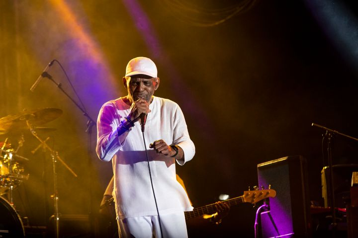 Maze ft. Frankie Beverly at the 2019 Cincinnati Music Festival