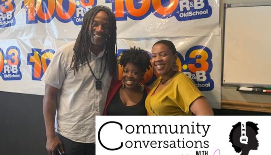 #CommunityConversationswMsEbonyJ: What is Jubilee Cincinnati? (Interview)