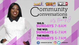 Community Conversations with Ebony J