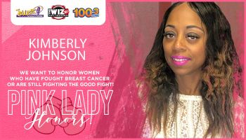 Pink Lady Honors Kimberly Johnson
