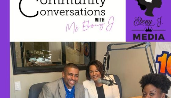 #CommunityConversationswMsEbonyJ: Hirsh Recreation Center (Interview)