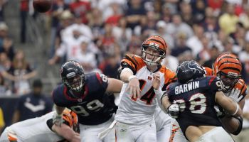 Wild Card Playoffs - Cincinnati Bengals v Houston Texans